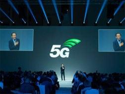 Telefon Samsung poprvé použil 5G síť v Jižní Koreji