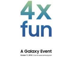 Samsung představí nové zařízení 11. října. Bude se jednat o kamerově orientovaný telefon?