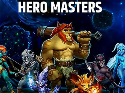 Android hra Hero Masters