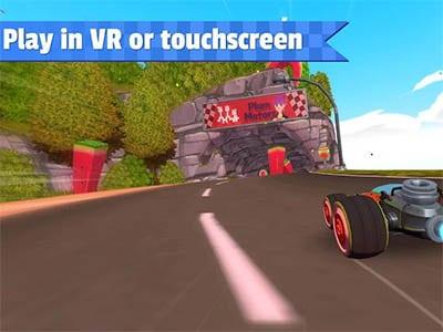 All-Star Fruit Racing VR android hra ke stažení
