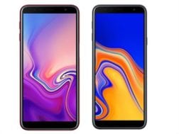 Samsung Galaxy J6+ s Android Pie