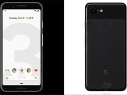 "Google Pixel 3/3XL s ""Top Shot"" selfie módem a ""Flip to Shhh"""