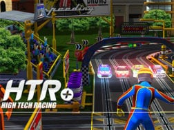 Hra HTR+ High tech racing