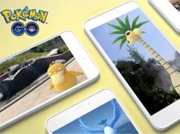 Pokemon Go AR+ mód k dispozici pro Android