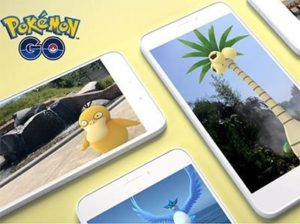 Pokemon GO AR +