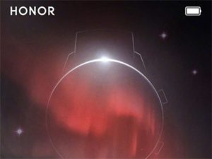 Chytré hodinky Honor Watch