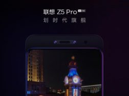 Lenovo Z5 Pro má 24 MPx + 16 MPx duální fotoaparát