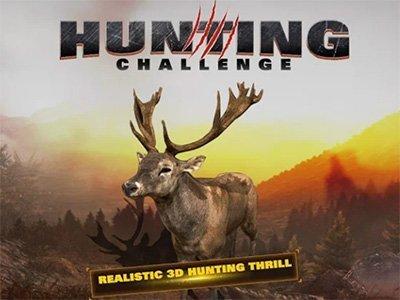 Android hra Hunting Challenge ke stažení