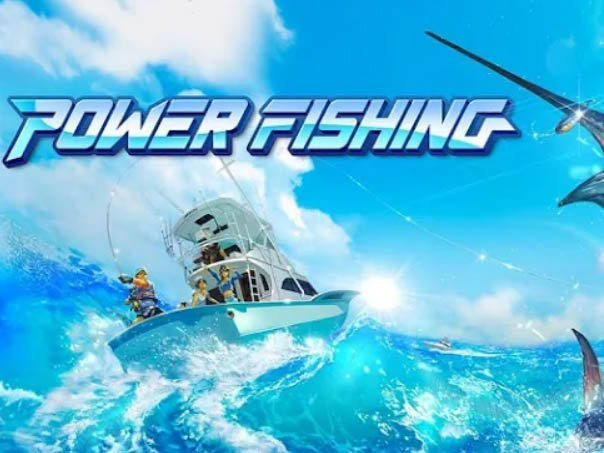 Android hra Power Fishing