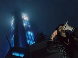 Pixel 3 v akci při natáčení Eminema v NYC