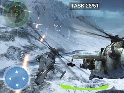 Android simulátor Airforce Lords ke stažení