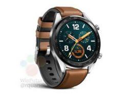 Chytré hodinky Huawei Watch GT se představí po boku Mate 20