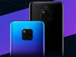 Huawei Mate 20 Pro získalo 109 bodů v DxOMark