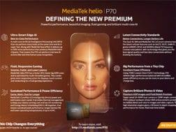 MediaTek odhalil čip Helio P70: Rychlejší verzi P60