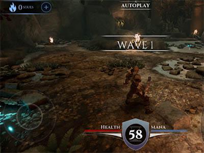 Android RPG akční hra Action RPG