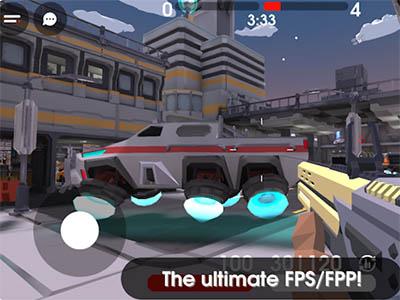 Android hra Danger Close - Online FPS