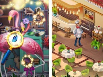 Android logická hra Hidden Hotel