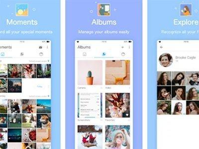 Android aplikace ke stažení Gallery