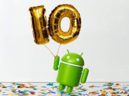 Google oslavuje 10 výročí vzniku systému Android