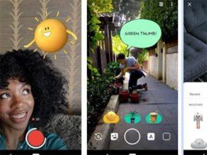 Android aplikace Playground