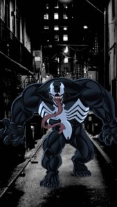 Tapeta na mobil Venom