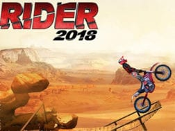 Hra Rider 2018