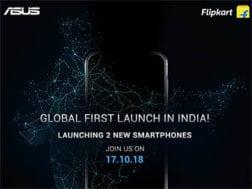 Asus představí dva nové ZenFone telefony 17. října