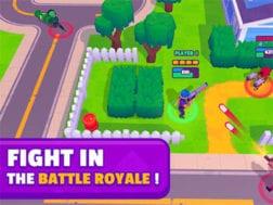 Hra Battle stars royale