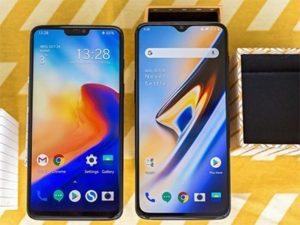 OnePlus 6T telefon