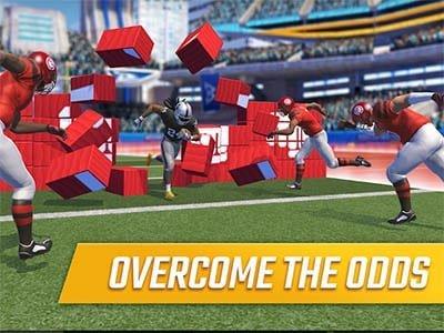 Americký fotbal Android hra