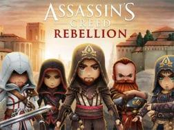 Hra Assasin Creed Rebellion již brzy