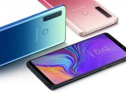 Samsung Galaxy A9 2018 na video - kamera v akci