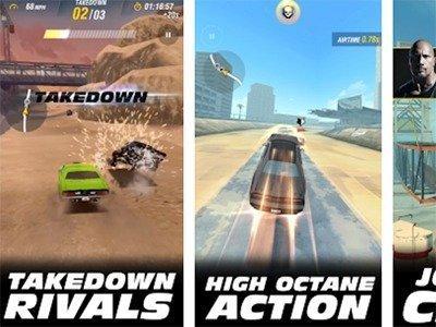 Fast & Furious Takedown ke stažení