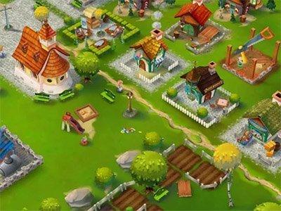 Hra Pretzel Land