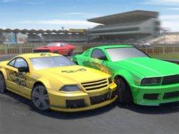 Hra Beach Car Racing 2018