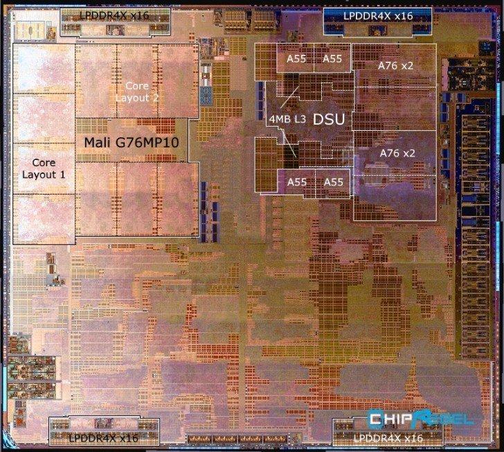 Kirin 980 čip