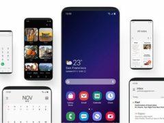Samsung One UI dorazí na Galaxy S8, S8 Plus a Note 8