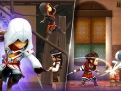 Hra Assasin Creed Rebellion