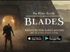 Hra Elder Scrolls: Blades má zpoždění a výjde v roce 2019