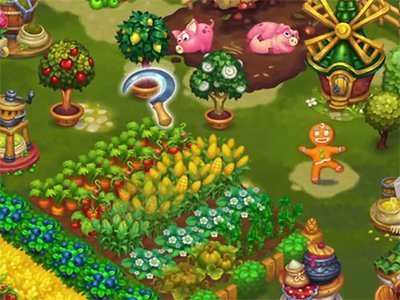 Android hra Wonder Valley: Fairy Tale Farm Adventure