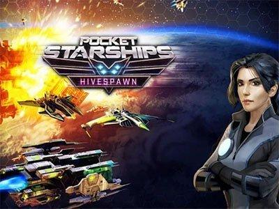 Android hra PocketStarships ke stažení