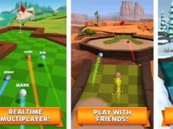 Hra Golf battle