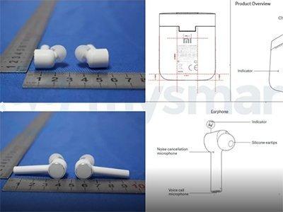 Xiaomi Mi True sluchátka bezdrátová
