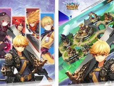 Android hra Fantasy Heroes: Demon Rising