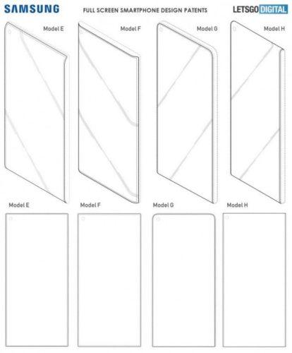 Samsung Galaxy S10 a jeho možné modely