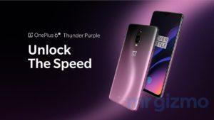 OnePlus 6T nová barva