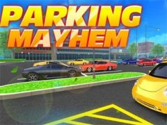 Hra Parking mayhem