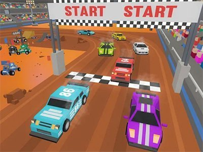 Android závodní hra Skid Chase Fast: Racing Rally