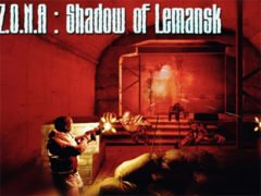 Hra Z.O.N.A Shadow of Lemansk