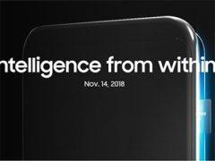 Nový čip od Samsungu dorazí 14. listopadu